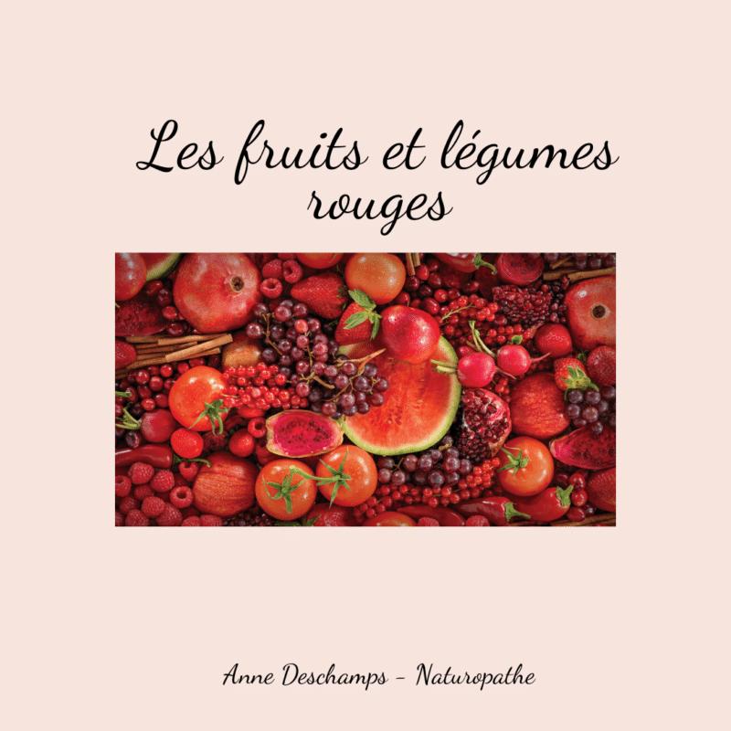 La couleur des fruits et légumes
